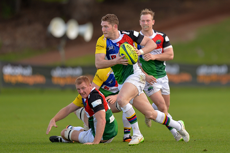 Perth Spirit vs North Harbour Rays in round 2 of the 2015 NRC at McGillivray Oval, Perth on Saturday 29th August 2015: Image by Johan Schmidt Photography