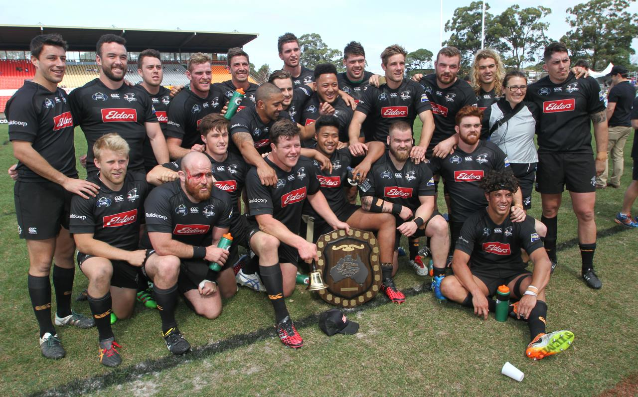 The Eagles are hoping to add the Buildcorp NRC trophy to the Horan-Little Shield and Benn Robinson Bell they already own - Photo: AJF Photography